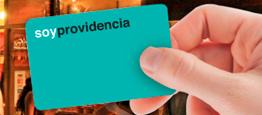 Tarjeta Soy Providencia