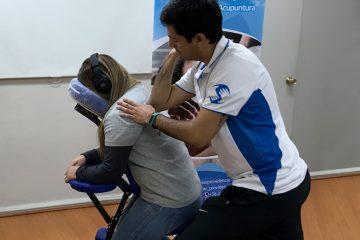 masaje express a empresas santiago