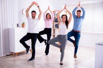yoga en tu espacio